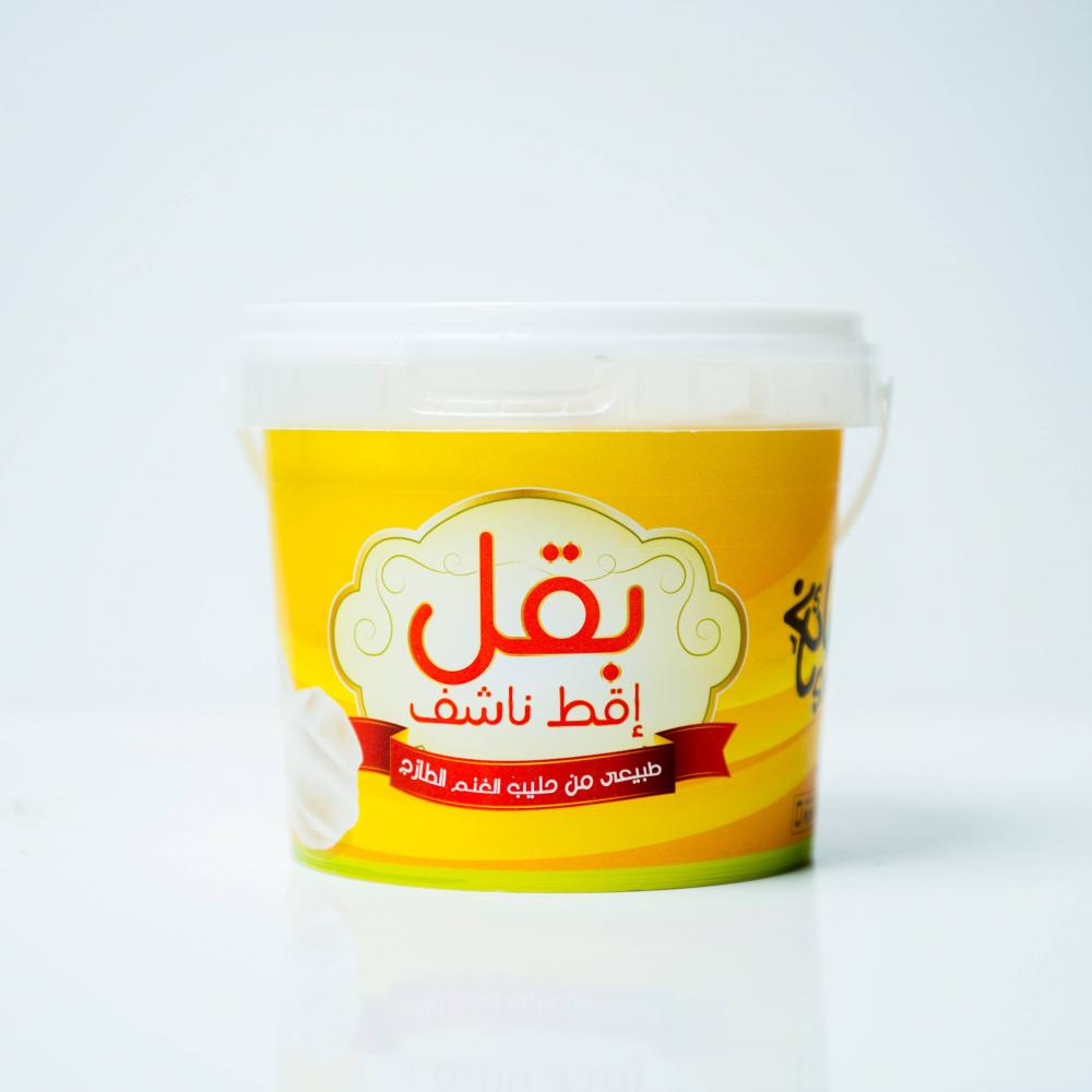بقل اقط ناشف 400 جرام Tootaat