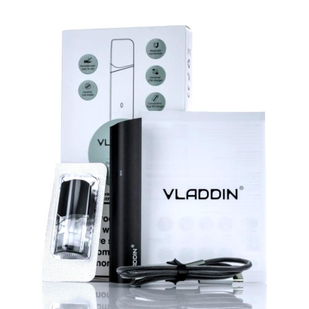 سحبة سيجارة فلادين - Vladdin Pod System Kit - فيب شيشة سيجارة نكهات