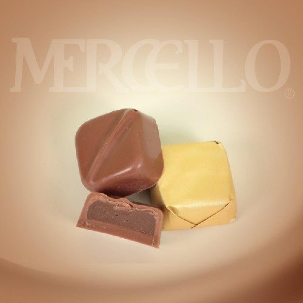 شوكولاتة الحليب بنكهة كريمة الموكا