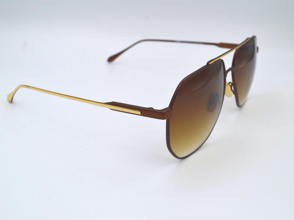 تروي Troy نظارات شمسية رجالي - نسائي لون بني لون العدسة بني مدرج C3