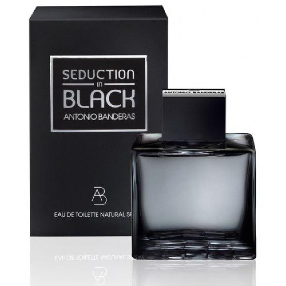 Antonio Banderas Black Seduction for Men Eau de Toilette 100ml خبير ال