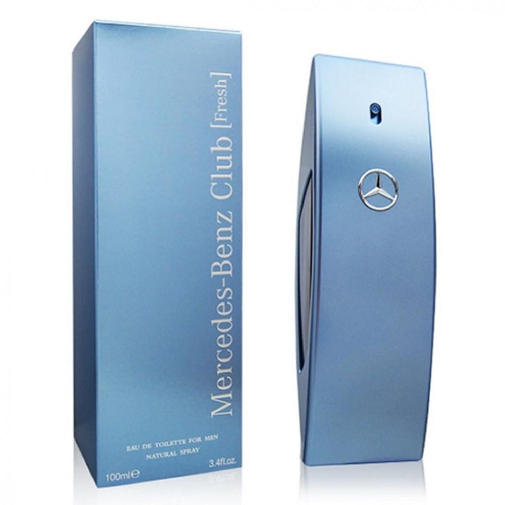 Mercedes Benz Club Fresh Eau de Toilette 100ml متجر خبير العطور