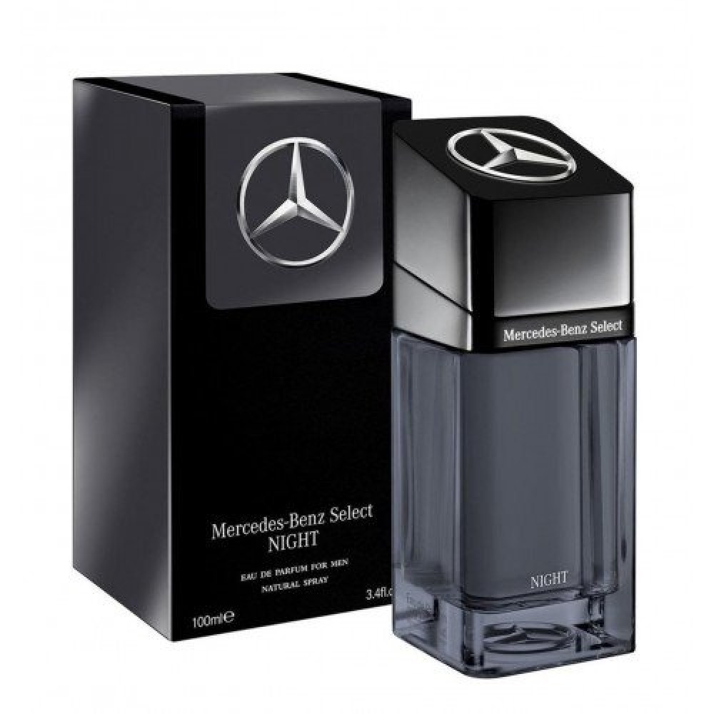 Mercedes Benz Select Night for Men Eau de Parfum خبير العطور