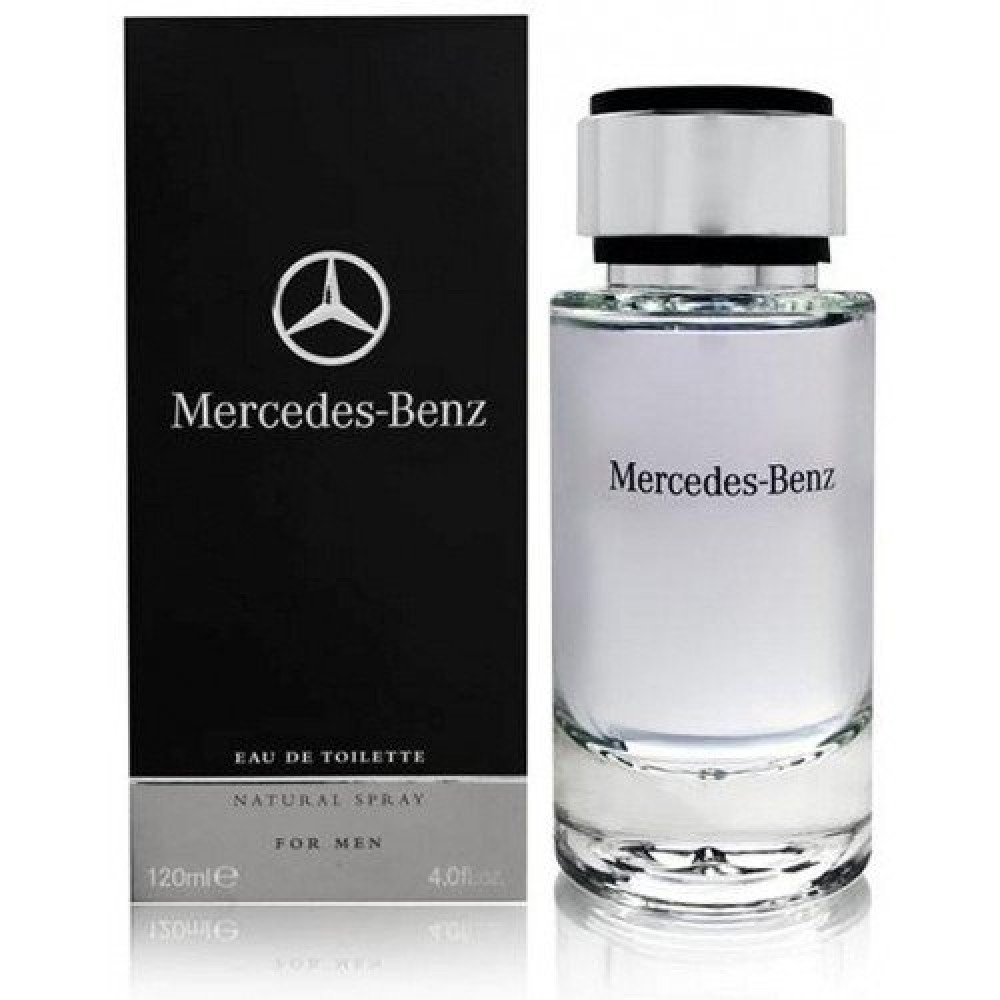 Mercedes Benz for Men Eau de Toilette 120ml خبير العطور