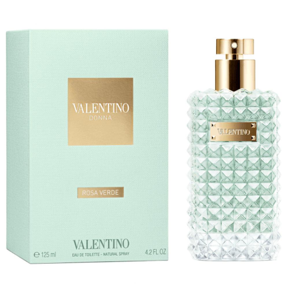 Valentino Donna Rosa Verde Eau de Toilette 125ml متجر خبير العطور