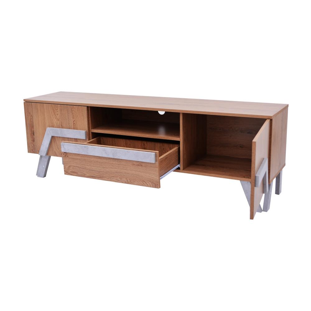 طاولة تلفزيون  خشبي  160 سم CTV-2232 CO-160 من كاما