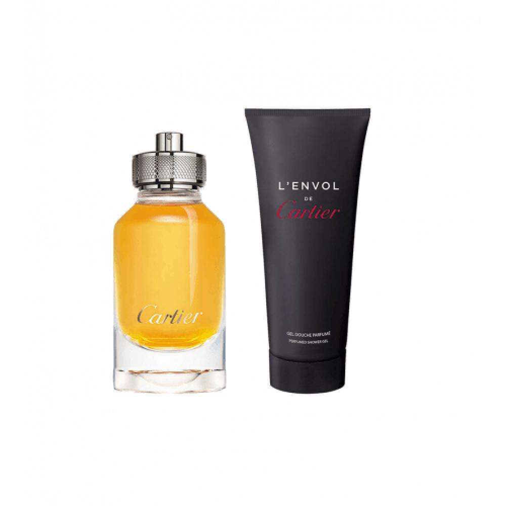 Cartier LEnvol de Cartier Eau de Parfum 80ml 2 Gift Set خبير العطور