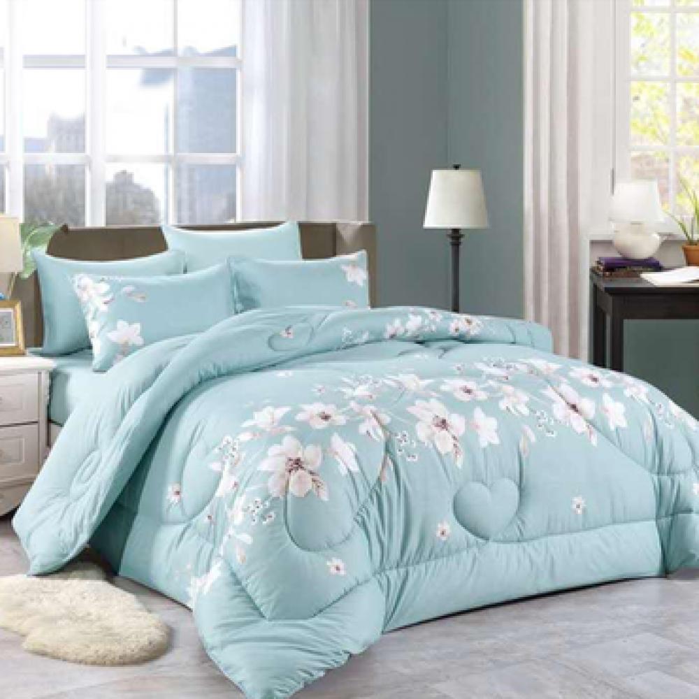 محلات شراشف سرير في جده - متجر مفارش ميلين