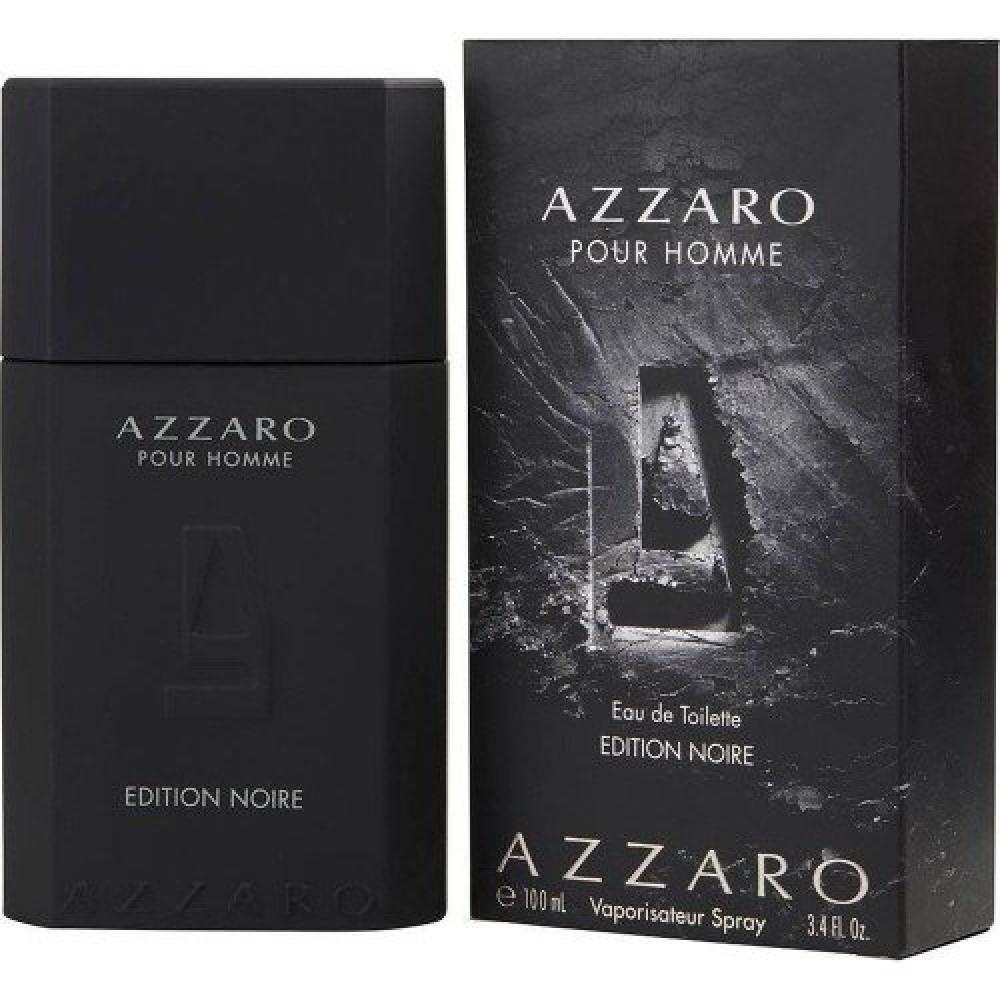 Azzaro Pour Homme Edition Noir Eau de Toilette 100ml خبير العطور