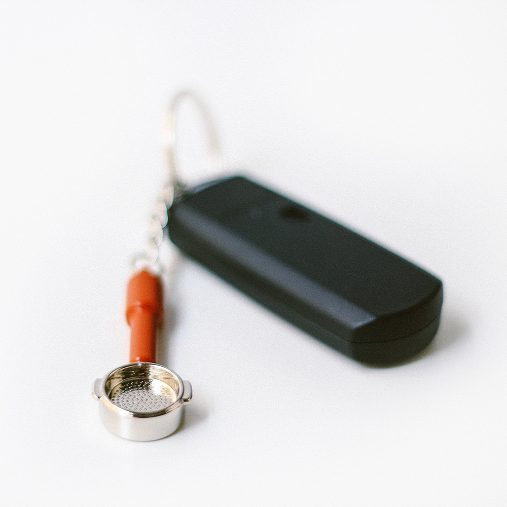 ميدالية مفاتيح لمحبين القهوة