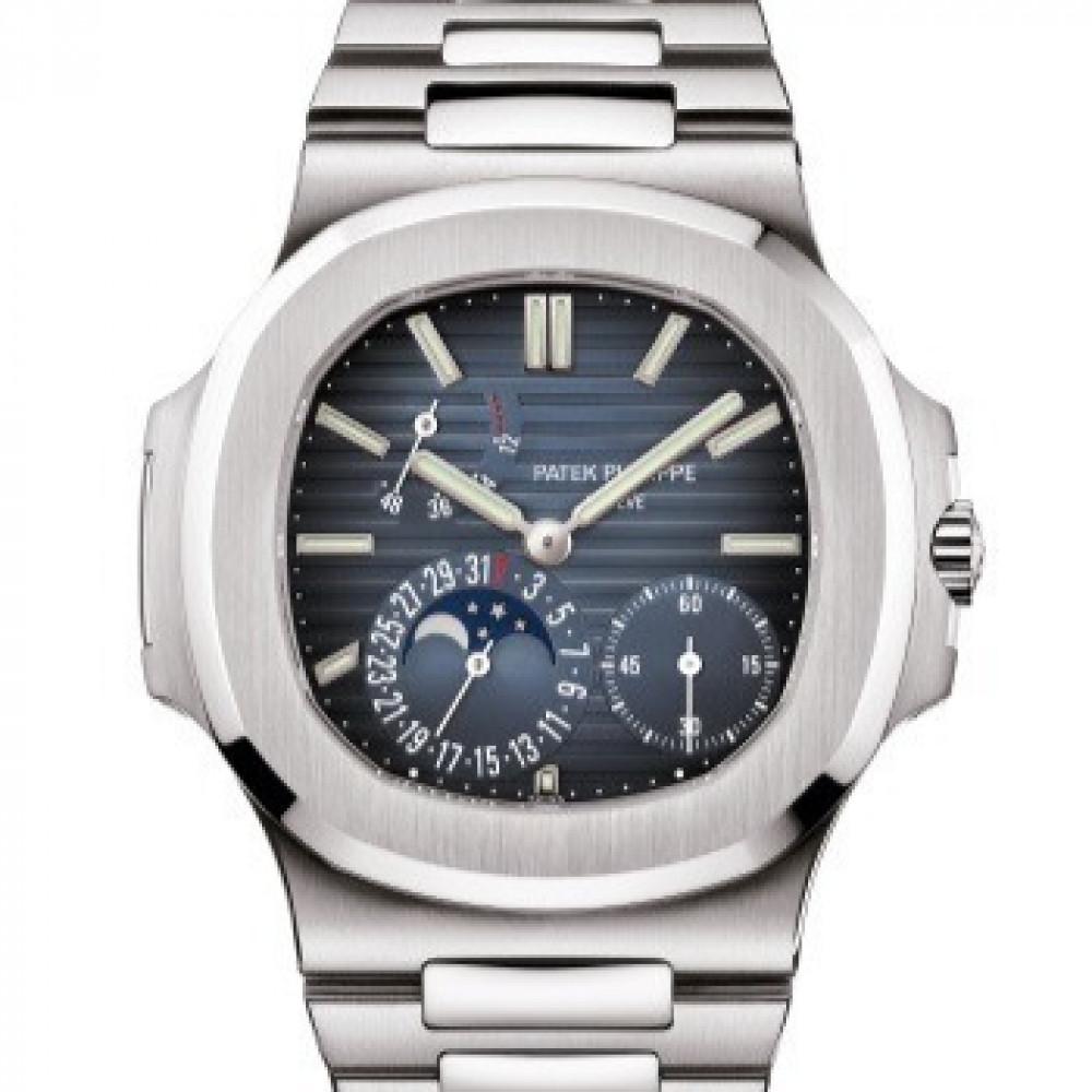 ساعة باتيك فيليب نوتلس الأصلية الفاخرة 5712