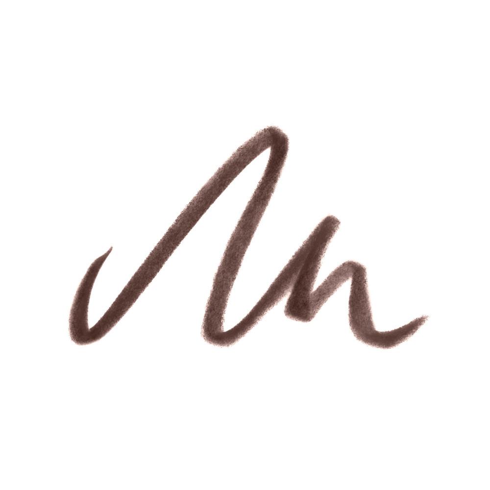 قلم رسم وتحديد الحواجب جوف بروف المشطوف من بينيفيت - 5 dark brown