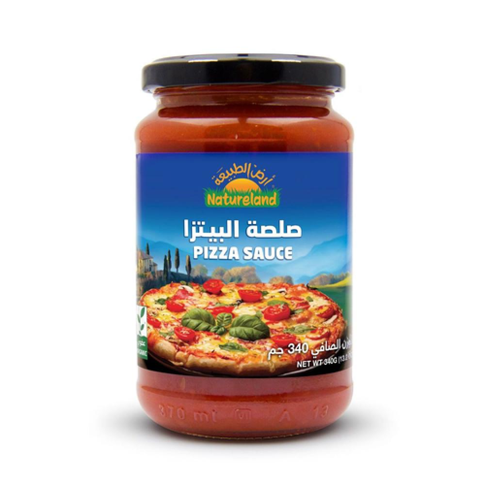 صلصة البيتزا عضوي 340 جرام