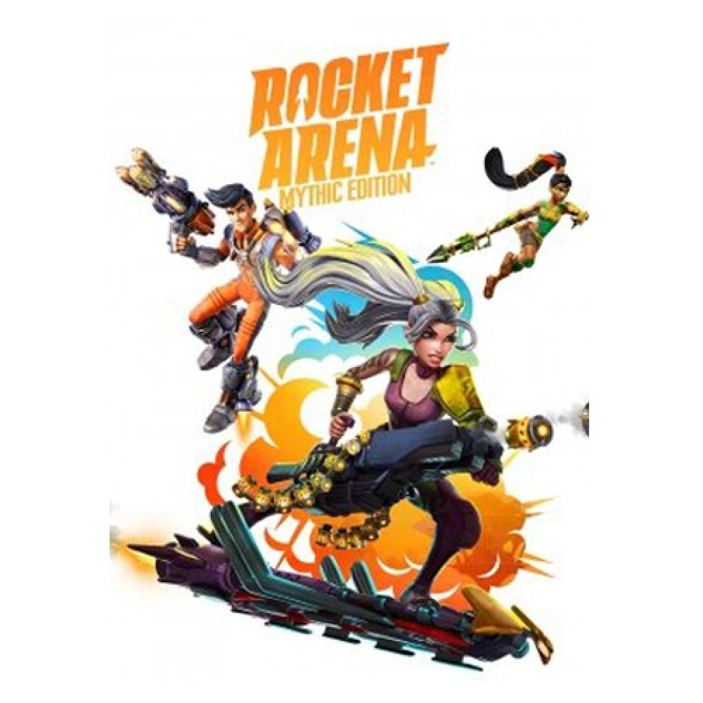 لعبة Rocket arena