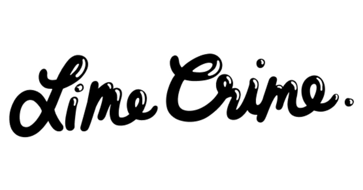 lime crime لايم كرايم