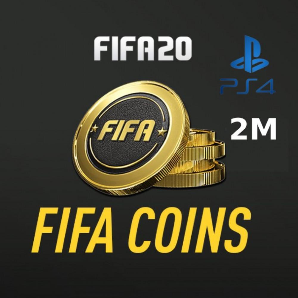 2 مليون كوينز فيفا 20