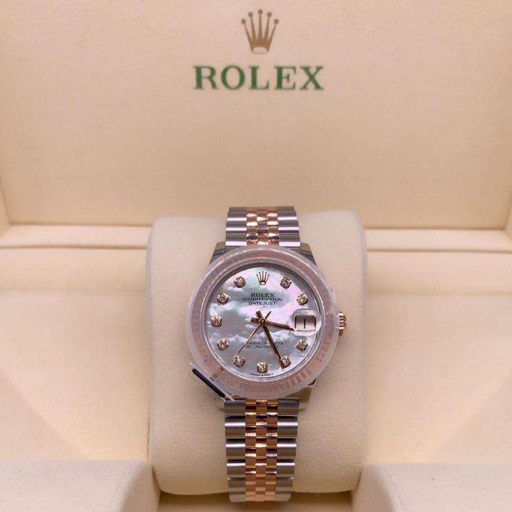 ساعة Rolex Datejust أصلية فاخرة جديدة كليا 278271