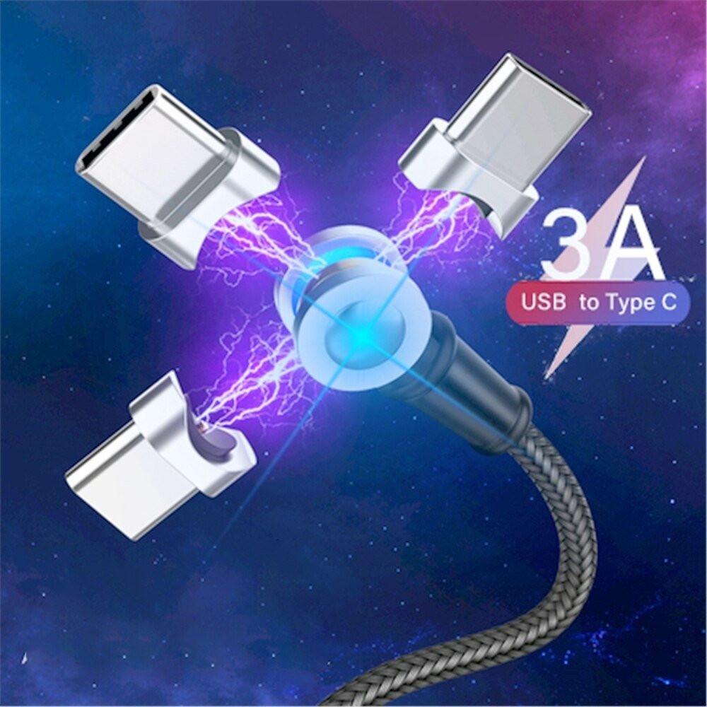 كابل USB مغناطيسي