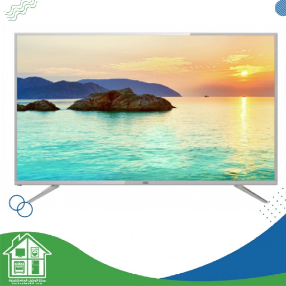 سهم 75 بوصة تلفزيون ذكي 4K UHD HDR LED فضي - SHM-75LPSU