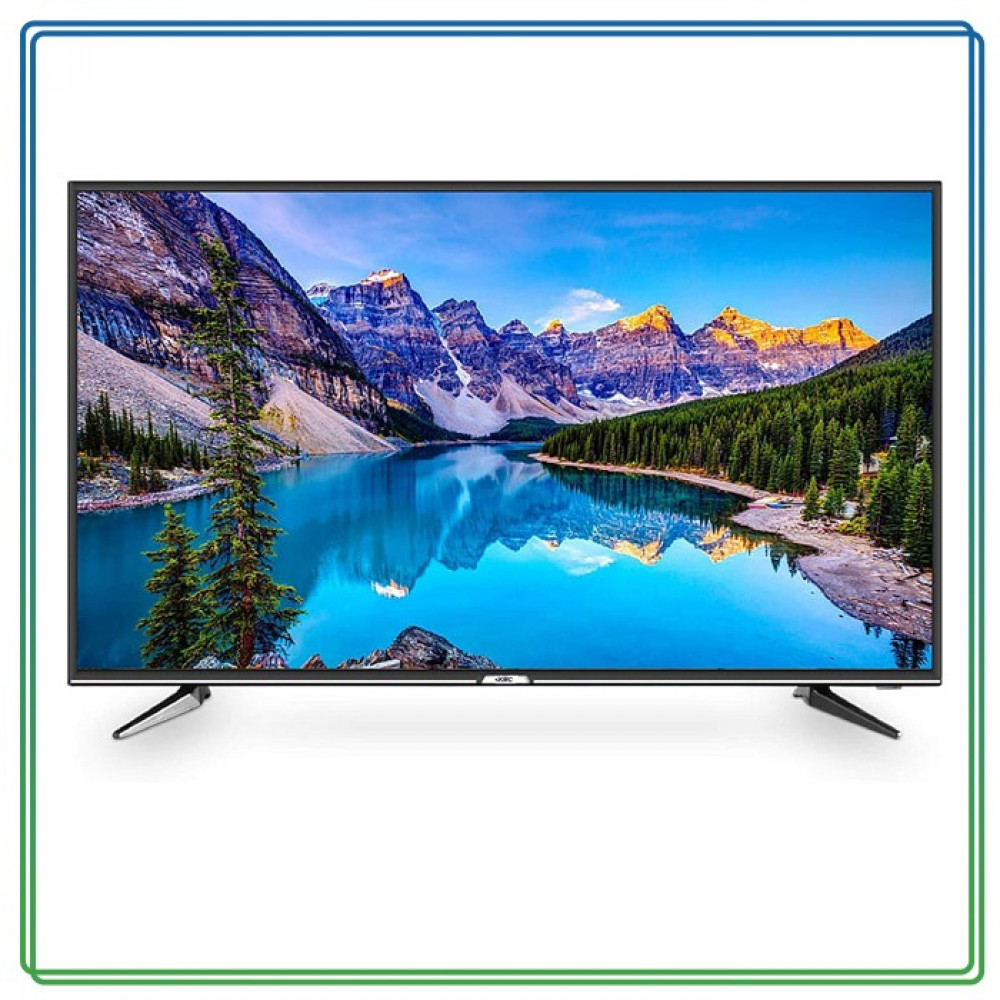 KMC 50 انش UHDTN تلفزيون ذكي اسود - KMC50US20
