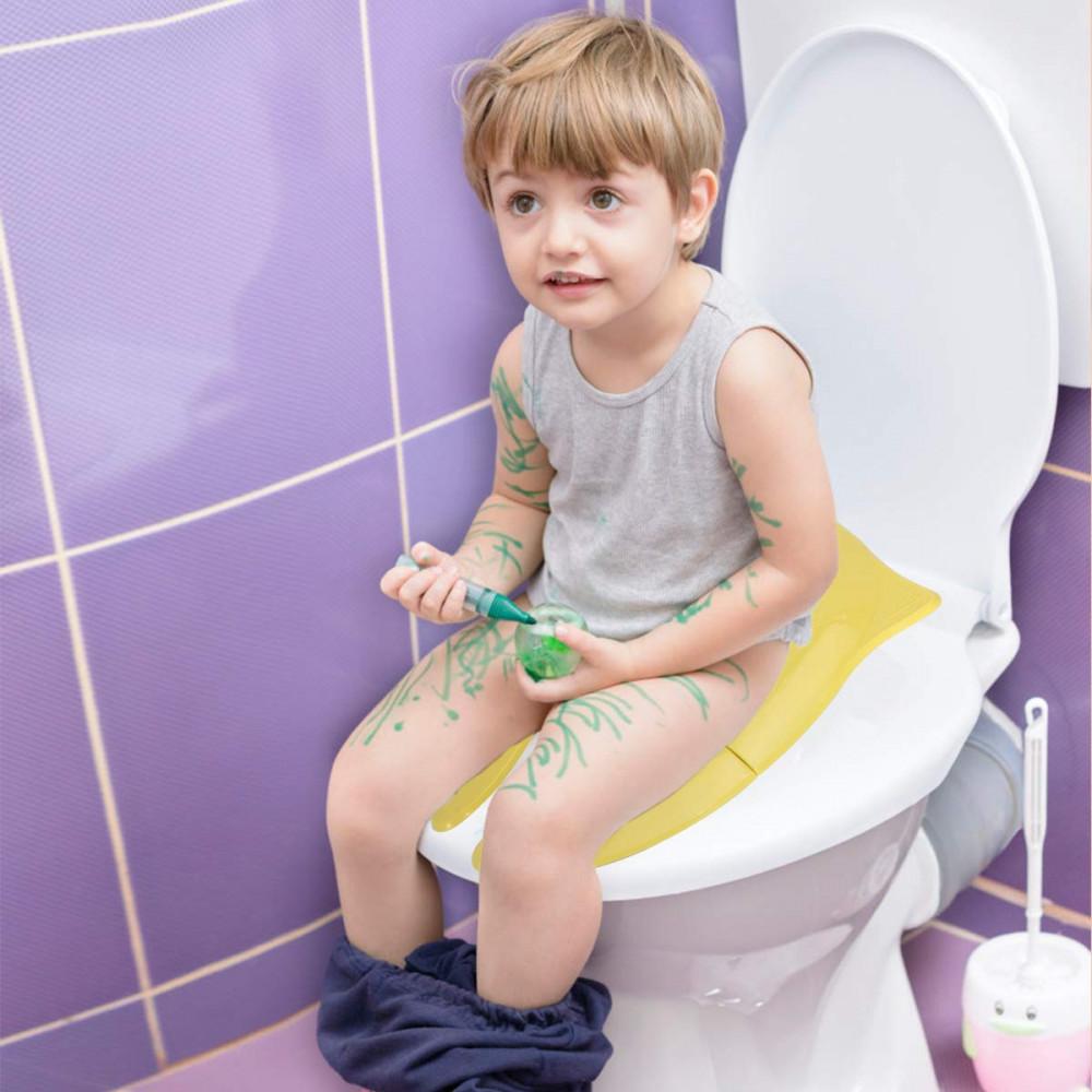 غطاء مرحاض للاطفال