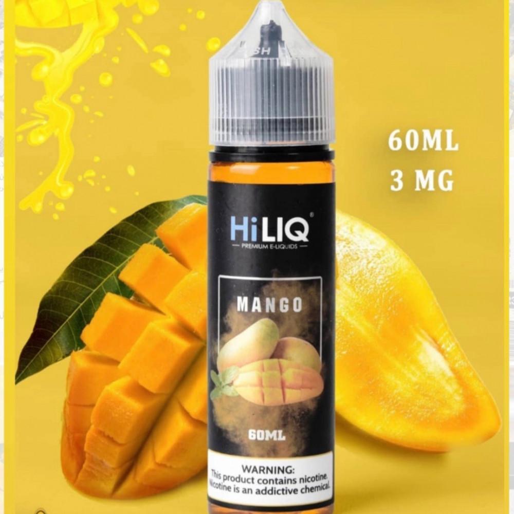 نكهة هاي ليك مانجو  - HILIQ MANGO - 60ML