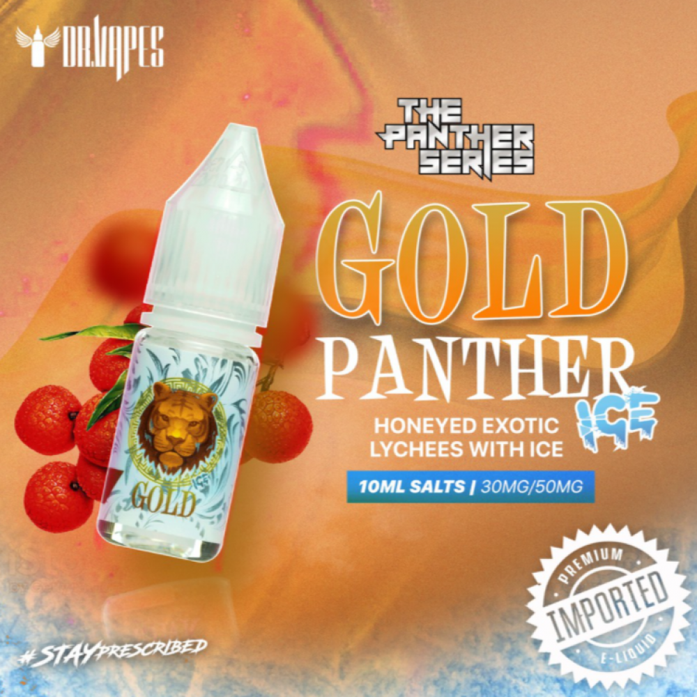 Pink Panther Gold ICE
