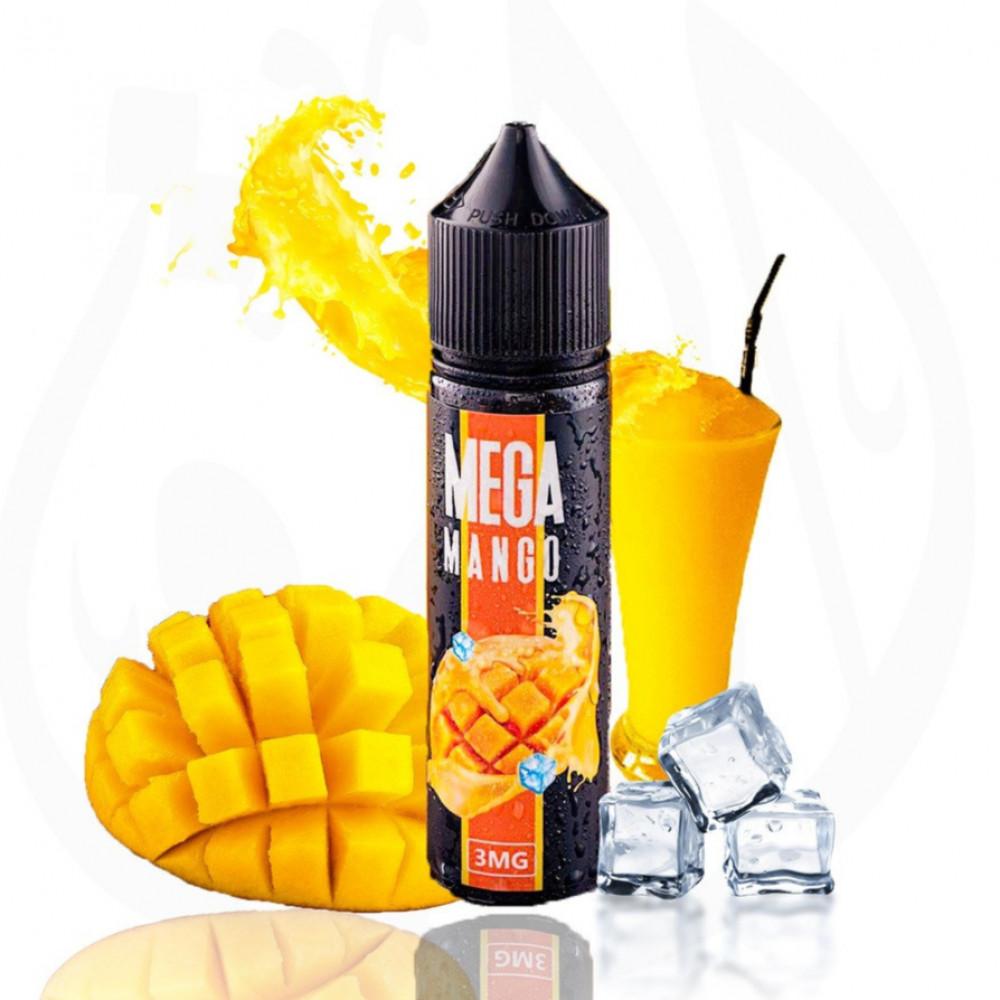 نكهة ميجا مانجو آيس 60 ملي - MEGA MANGO ICE - 60ML