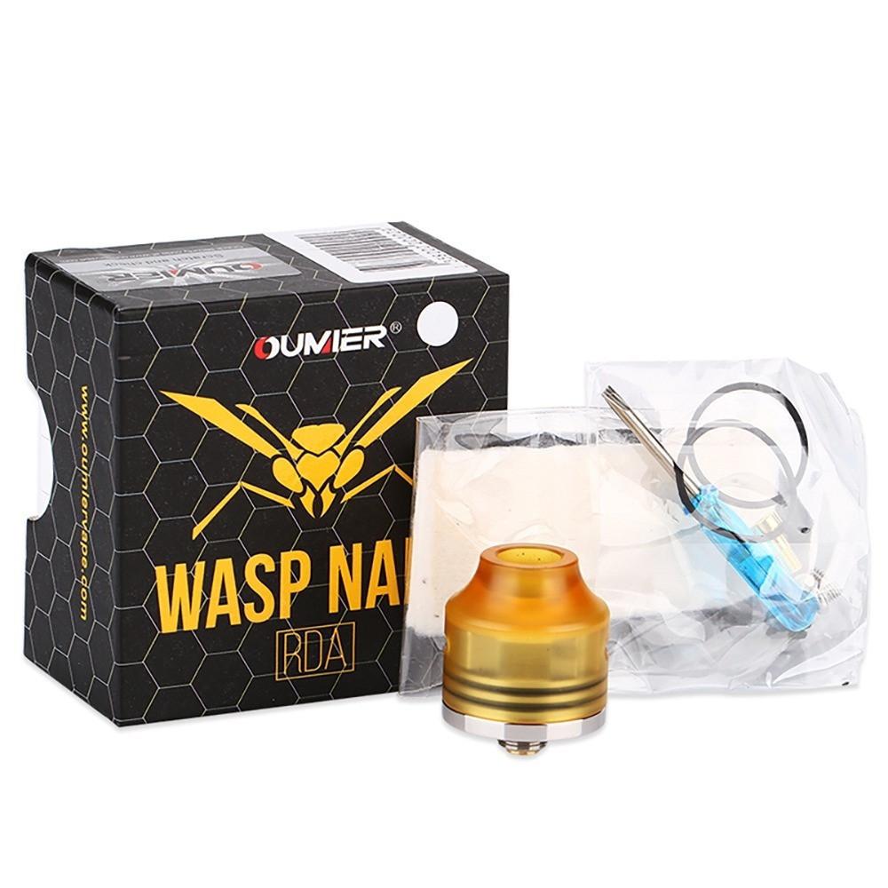 تانك ار دي ايه - Oumier Wasp Nano RDA