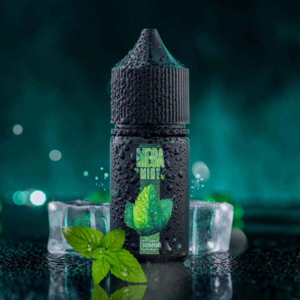 نكهة ميجا نعناع سولت نيكوتين - MEGA MINT - Salt Nicotine