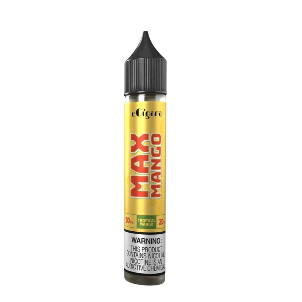 نكهة ماكس مانجو سولت نيكوتين - ECIGARA MAX Mango - Salt Nicotine