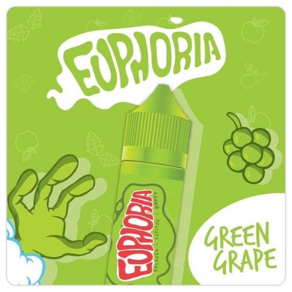 نكهة ايفوريا عنب سولت نيكوتين- Euphoria Green Grape - Salt Nicotine