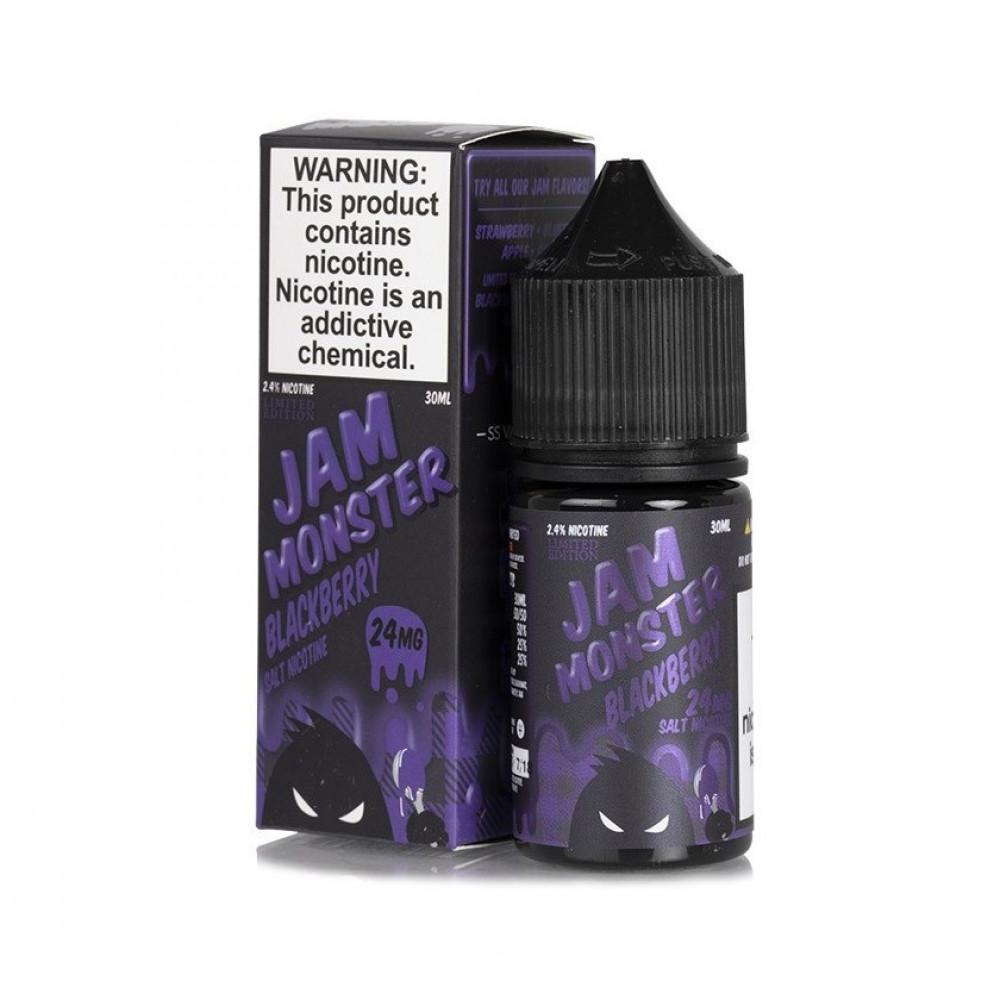 Jam Monster Blackberry - Salt Nicotine