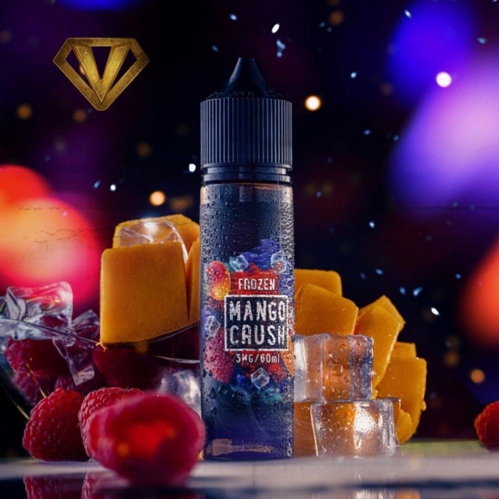 نكهة مانجو كراش ايس - Sam Vapes Mango Crush FROZEN- 60ML