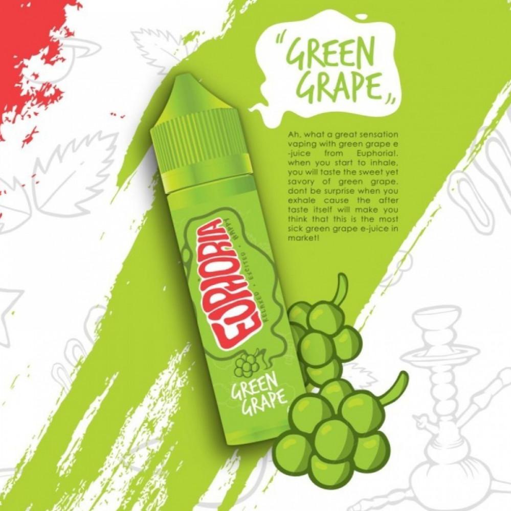 نكهة ايفوريا عنب - Euphoria Green Grape - 60ML