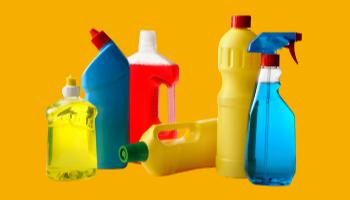 مواد تنظيف المنزل