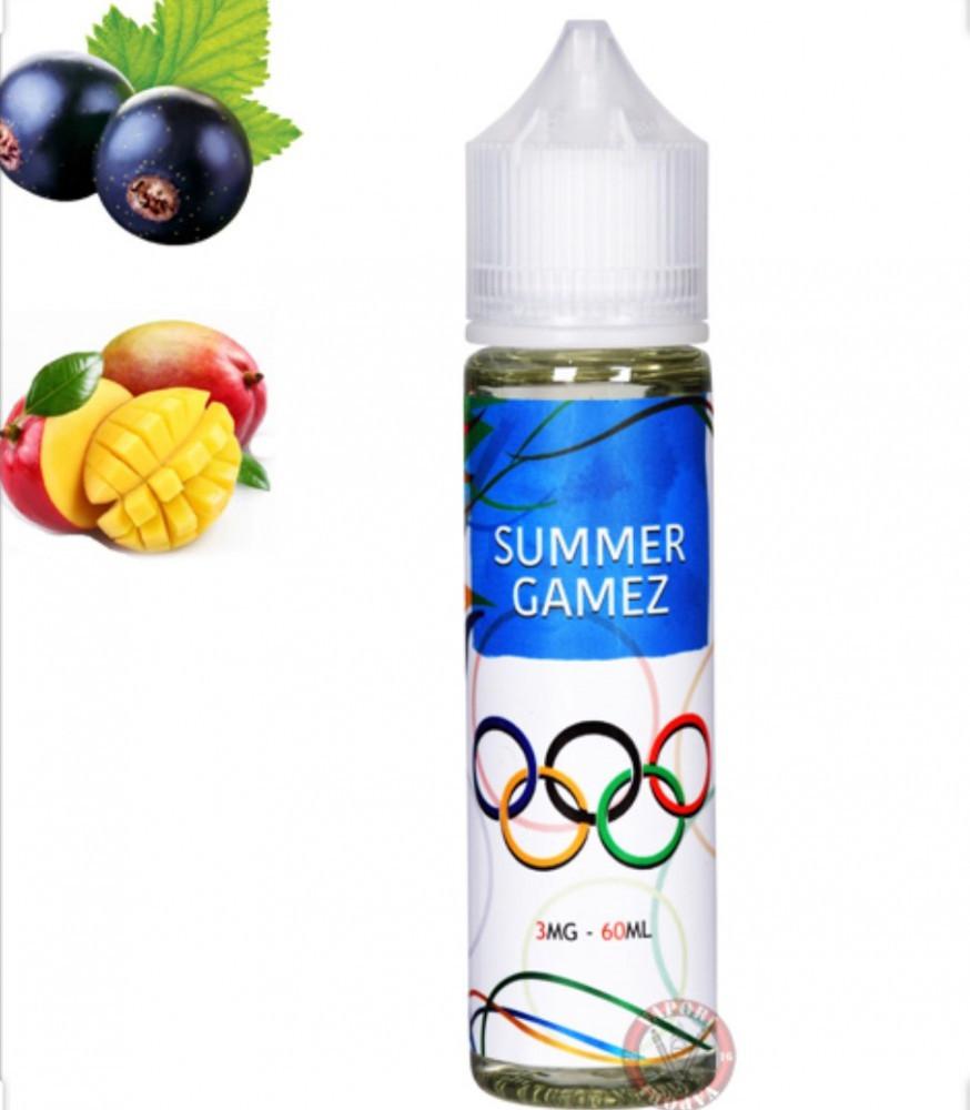 summer games مانجو عنب سمر قيمز