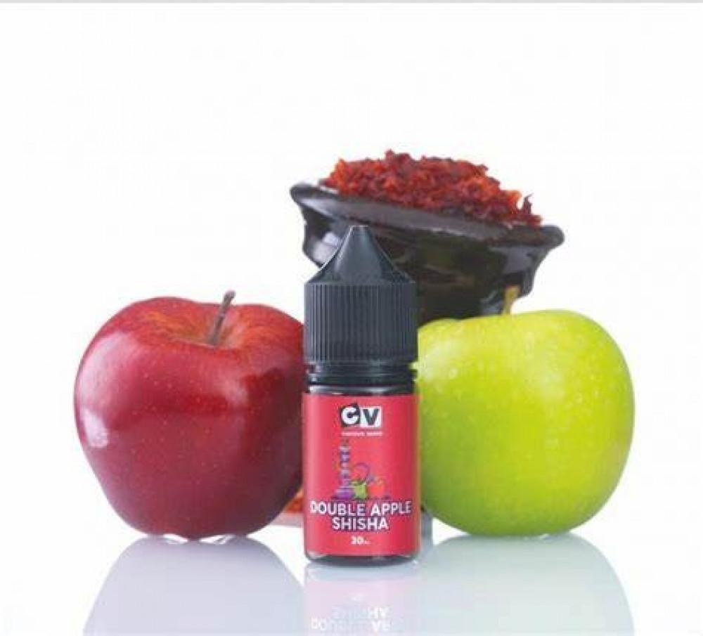 نكهة سولت سي في شيشة التفاحتين CV shisha double apple