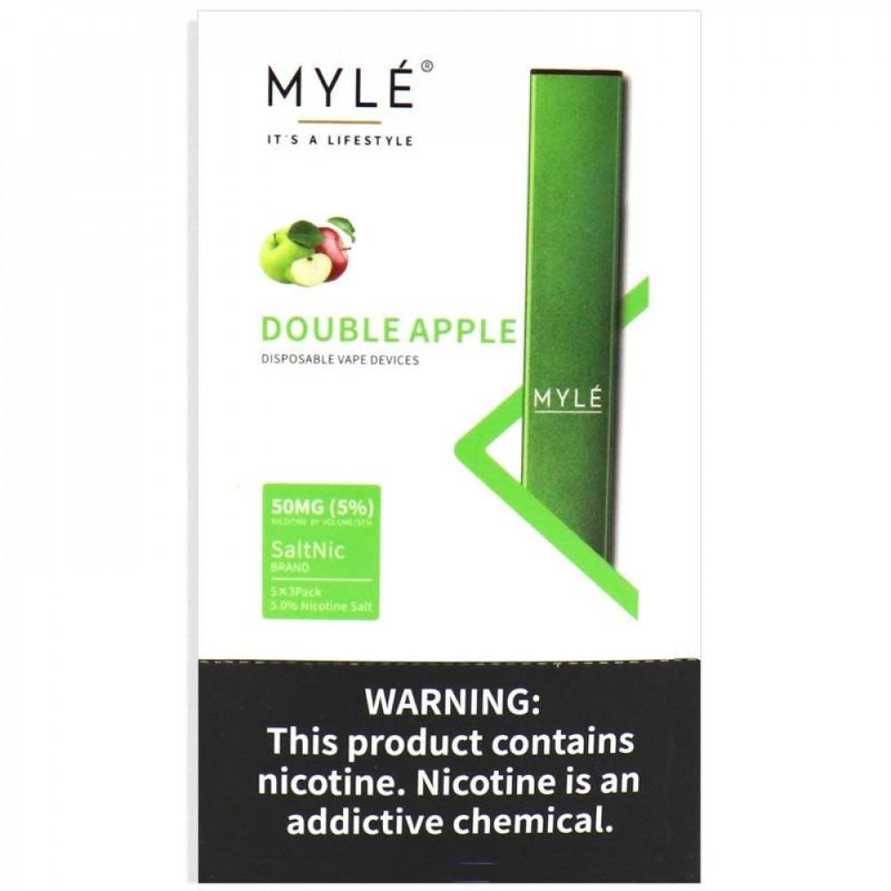 سحبة مايلي تفاحتين - MYLE DOUBLE APPLE