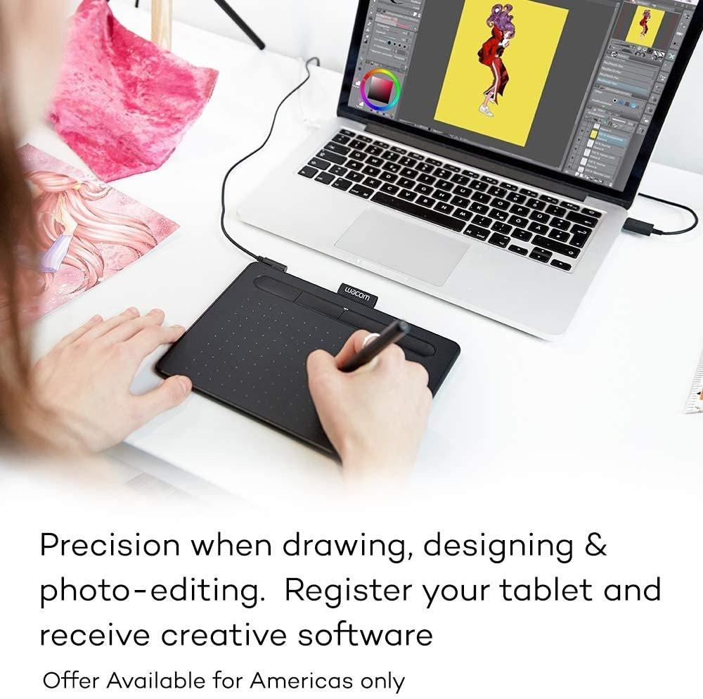 واكوم جهاز لوحي كتابة  و رسم