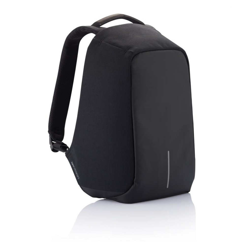Bobby the best anti theft backpack Black