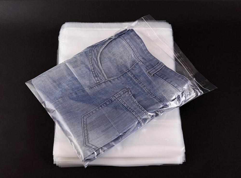 اكياس ملابس شفاف