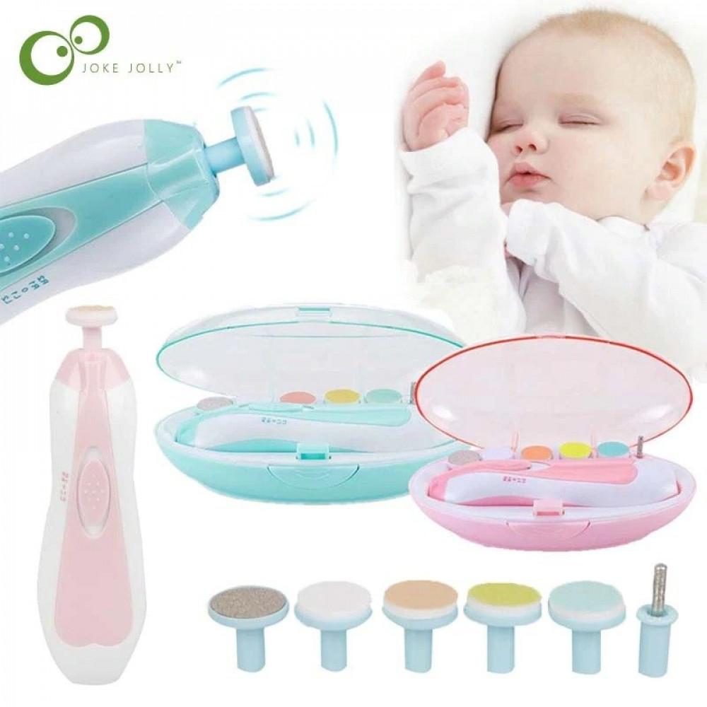 ماكينة تنظيف الأظافر للأطفال