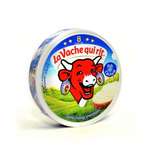 جبنة البقرة الضاحكة جبنة مثلثات 8 قطع شامل الضريبه متاجر