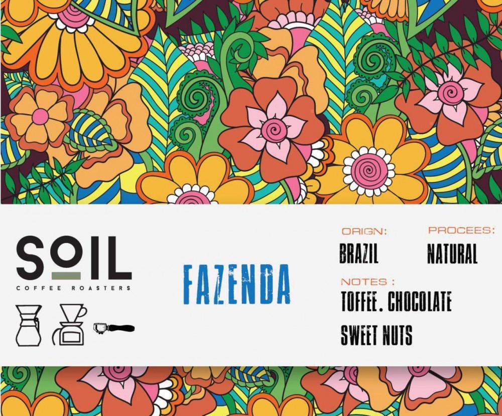 البرازيل فازيندا من محمصة سويل - قهوة مختصة - by OS Cafe