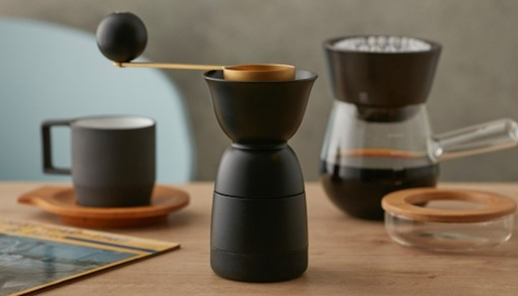 ادوات القهوه والشاي