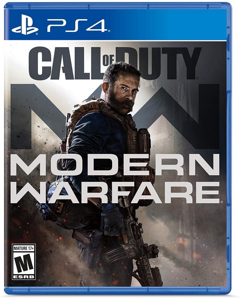 Call of Duty Modern Warfare - PlayStation 4