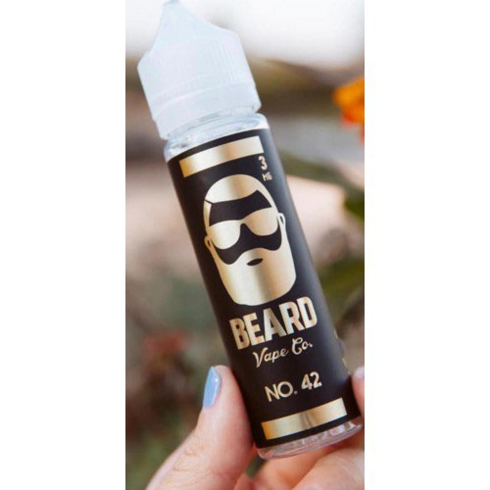 نكهة - BEARD NO 42 -  60ML