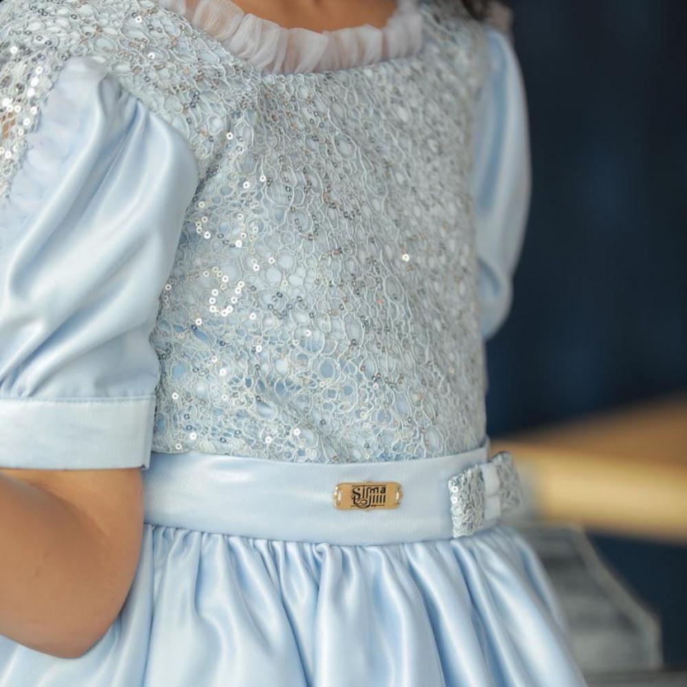 فستانين اطفال كولكشن العيد للاطفال من سيرما فساتين فخمه