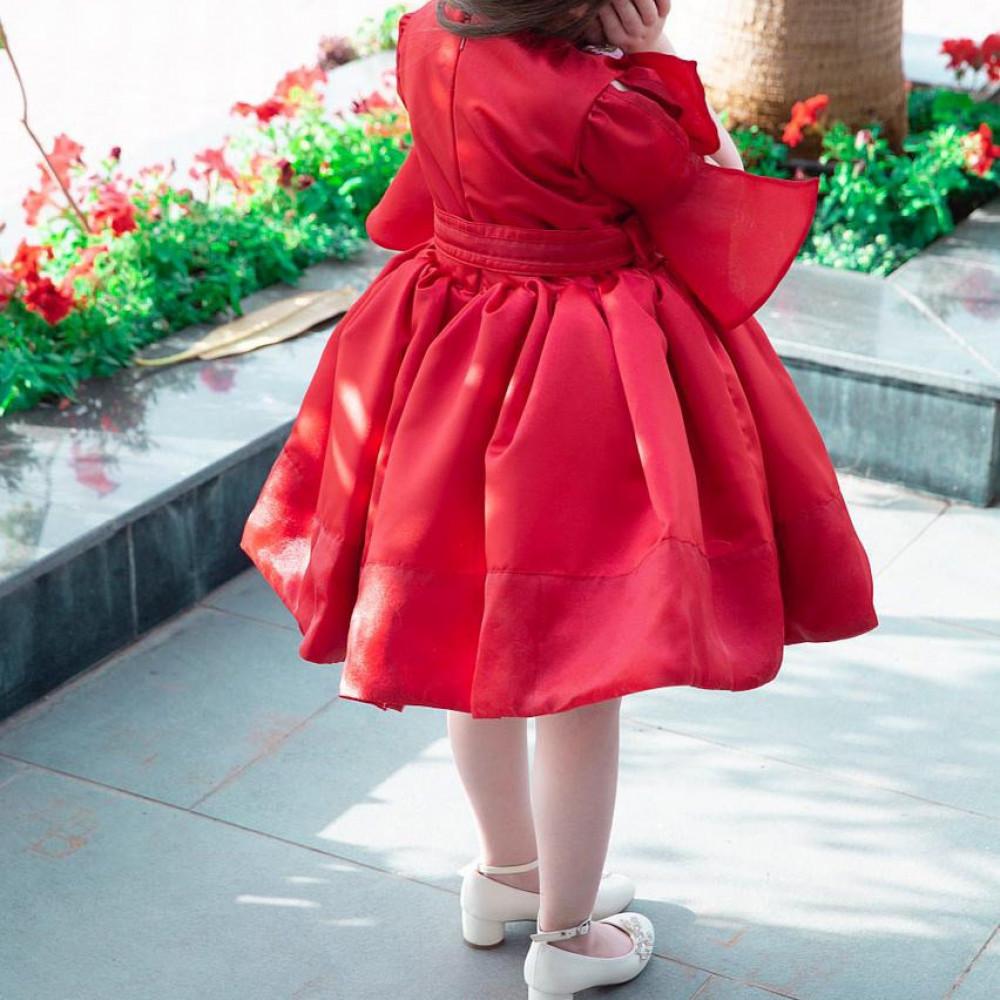 تسوقي فستان احمر من سيرما